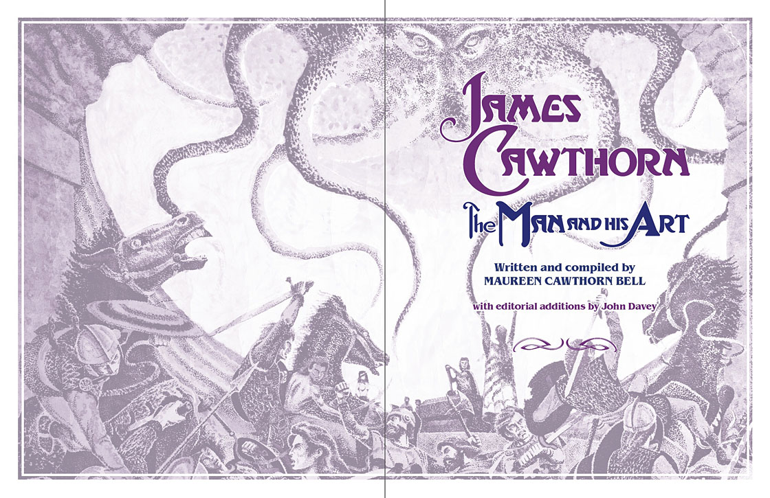 James Cawthorn: The Man and His Art