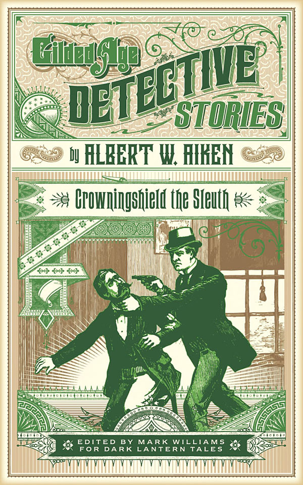 Gilded Age Detective Stories